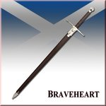 Braveheart William Wallace Claymore Schwert